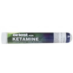 EZ Test Ketamine - Tube Single pack